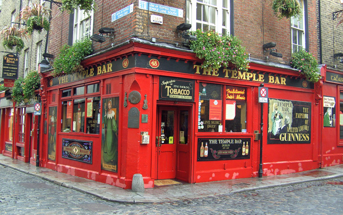 TOP 5 STUDENT PUBS IN DUBLIN