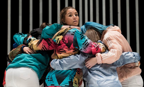 APPLICATIONS OPEN FOR DUBLIN DANCE FESTIVAL 2020